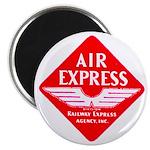 Air Express Magnet