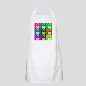 Wheaton Terrier Pop Art Apron