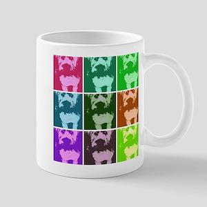 Wheaton Terrier Pop Art Mug