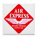 Air Express Tile Coaster