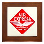 Air Express Framed Tile