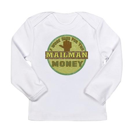 Mailman Long Sleeve Infant T-Shirt