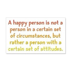 Happy Person Wall Decal
