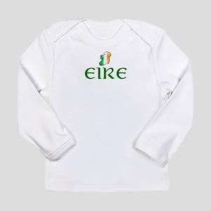 EIRE (IRELAND) Long Sleeve Infant T-Shirt