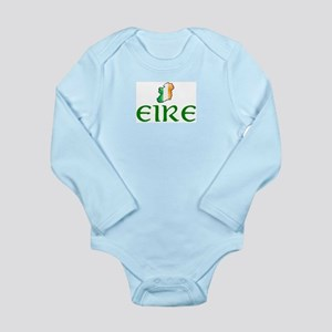 EIRE (IRELAND) Long Sleeve Infant Bodysuit