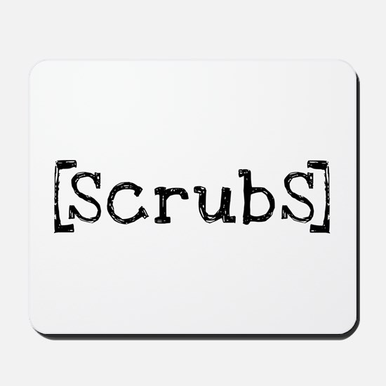 [scrubs] Mousepad