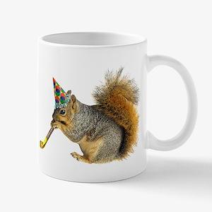 Party Squirrel Mug