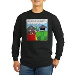 How It All Started (No Text) Long Sleeve Dark T-Sh