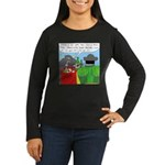 How It All Started (No Text) Women's Long Sleeve D