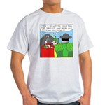 How It All Started (No Text) Light T-Shirt