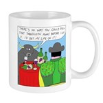 How It All Started (No Text) Mug