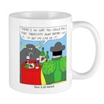 How It All Started Mug