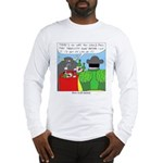 How It All Started Long Sleeve T-Shirt
