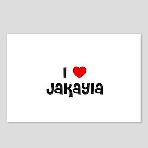 I * Jakayla Postcards (Package of 8)