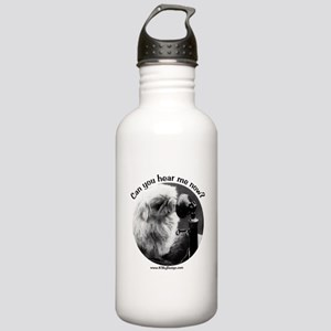 Can you hear me now? Stainless Water Bottle 1.0L