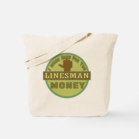 Linesman Tote Bag