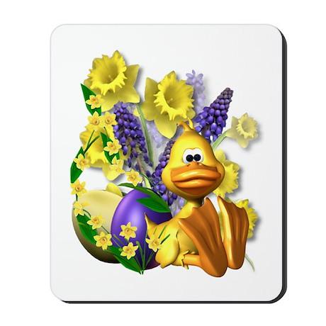 Daffy About Daffodils! Mousepad