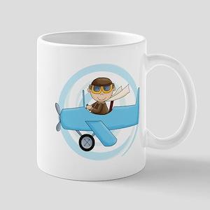 Boy Pilot Mug