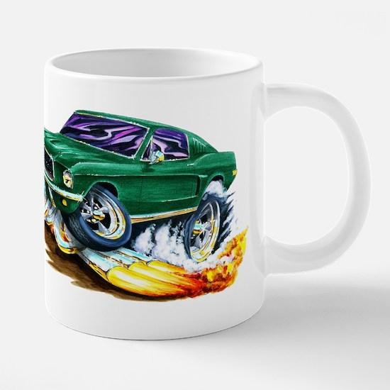 1968 Bullit Mustang copy.pn 20 oz Ceramic Mega Mug