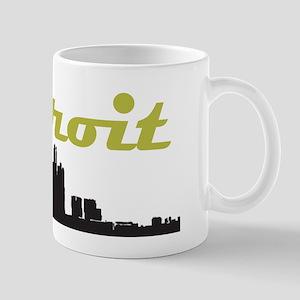 Detroit Girl - Simply, Detroi Mug