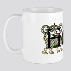 Hackett Celtic Dragon Mug