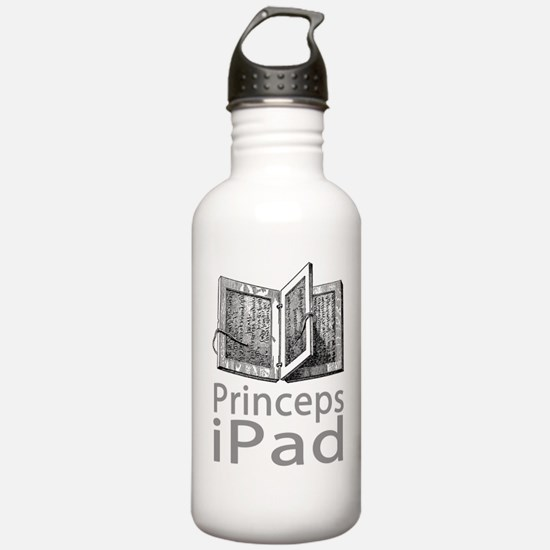 The Original iPad (Latin) Water Bottle