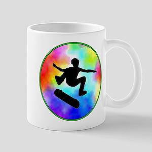 Tie Dye Skater Mug