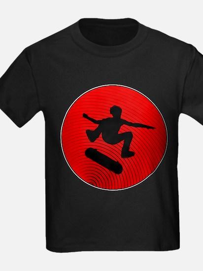 Red Skater T