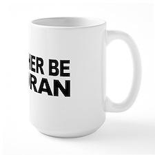 I'd Rather Be Bajoran Large Mug