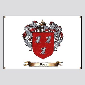 Ryan Coat of arms Banner