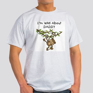 Wild About Daddy Light T-Shirt