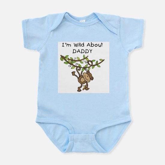 Wild About Daddy Infant Bodysuit