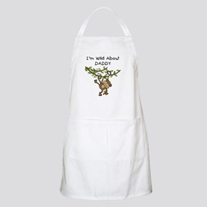 Wild About Daddy Apron