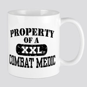 Property of a Combat Medic Mug