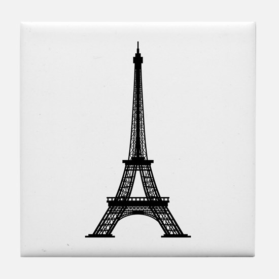 Tour Eiffel Tile Coaster