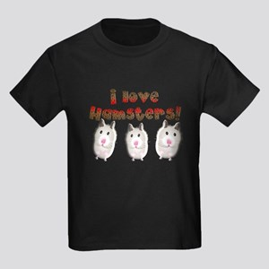 Animals Kids Dark T-Shirt