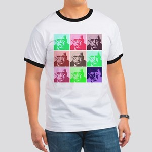 Aleister Crowley in Color Ringer T