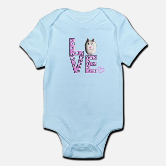 Animals Infant Bodysuit