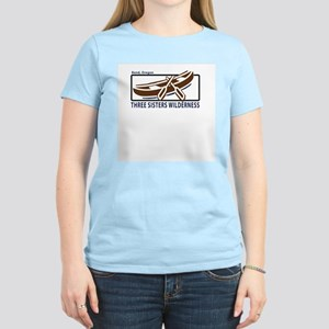 Three Sisters Wilderness Women's Pink T-Shirt
