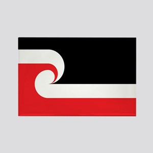 Maori Flag Rectangle Magnet