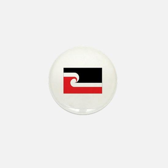 Maori Flag Mini Button