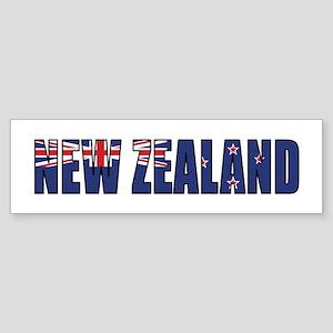 New Zealand Sticker (Bumper)