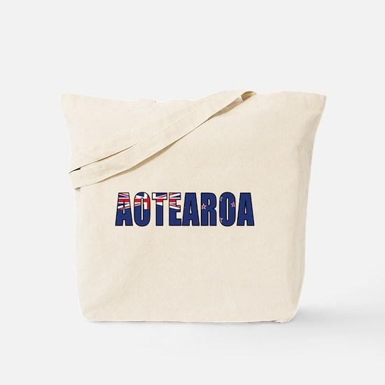 New Zealand (Maori) Tote Bag