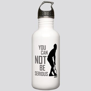 You can not be serious Stainless Water Bottle 1.0L