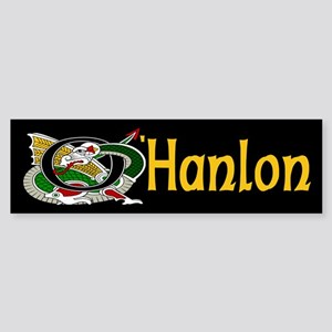 O'Hanlon Celtic Dragon Bumper Sticker