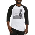 Fly in My Soup (No Text) Baseball Jersey