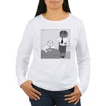 Fly in My Soup (No Text) Women's Long Sleeve T-Shi