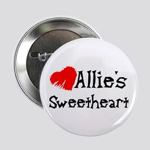 Allie's Sweetheart Button