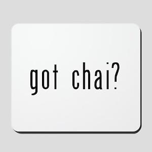 got chai? Mousepad