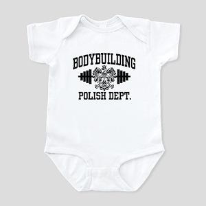 Polish Bodybuilding Infant Bodysuit